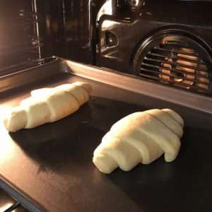 Jumbo Butter Croissants(No Proofing Required)