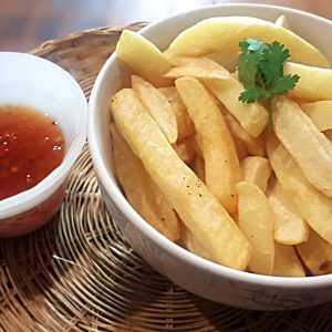 Frozen Oven Chips 1kg (Halaal accredited supplier)