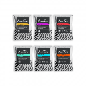 Coffee sample pack By Bean there coffee
