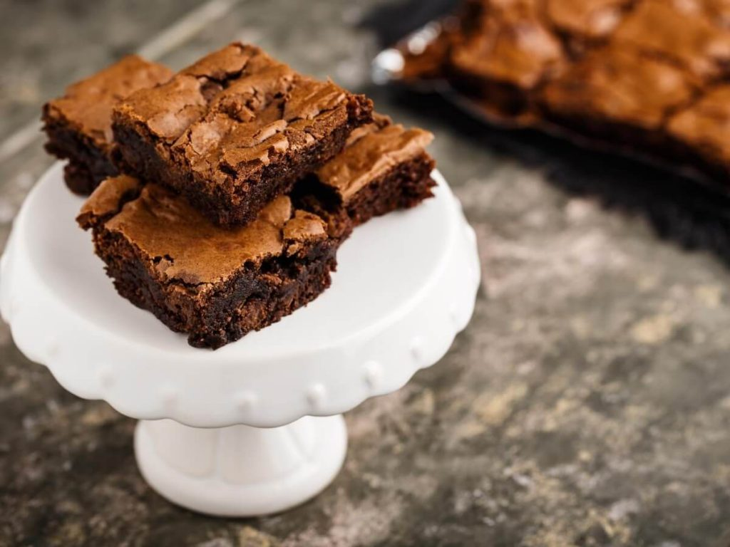 The Best Chocolate fudgy brownie recipe