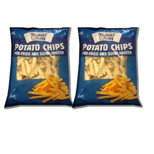 2x1kg frozen Oven Chip Special