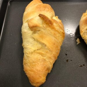 Butter Croissants (Ready To Eat)